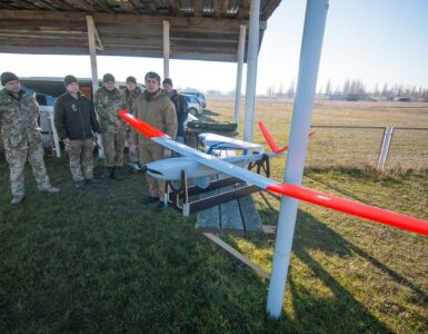 Ukrainian Naval Forces are interested in UAV made by Spaitech