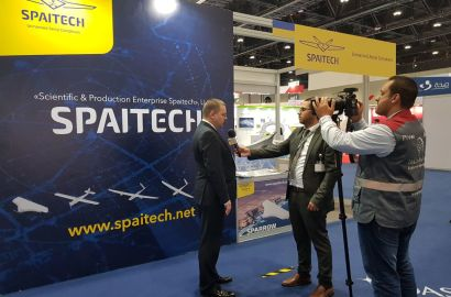 Spaitech have achieved international recognition at UMEX exhibition 2018